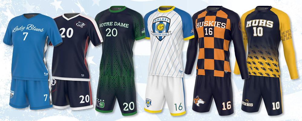 72887f611 Custom Soccer Jerseys and Team Apparel - Go Earn It